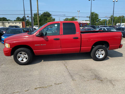 2002 Dodge Ram Pickup 1500 for sale at 4th Street Auto in Louisville KY