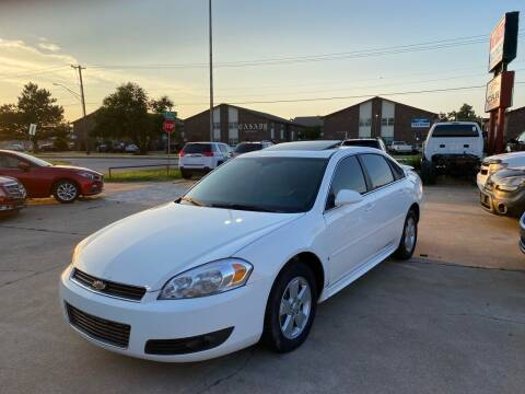2009 Chevrolet Impala for sale at Car Gallery in Oklahoma City OK