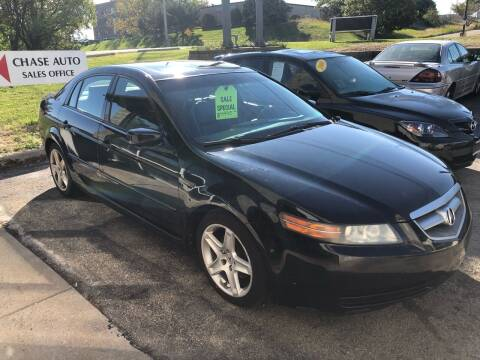2006 Acura TL for sale at Cresthill Auto Sales Enterprises LTD in Crest Hill IL