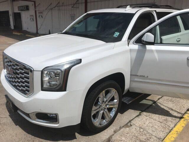 2020 GMC Yukon for sale at FREDY KIA USED CARS in Houston TX