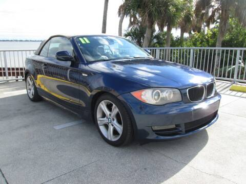 2011 BMW 1 Series for sale at Best Deal Auto Sales in Melbourne FL