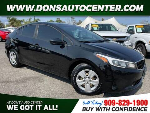 2017 Kia Forte for sale at Dons Auto Center in Fontana CA