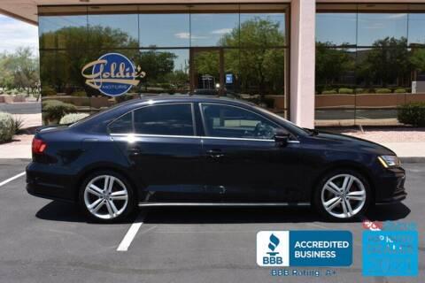 2016 Volkswagen Jetta for sale at GOLDIES MOTORS in Phoenix AZ