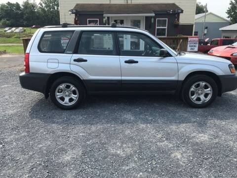 2004 Subaru Forester for sale at PENWAY AUTOMOTIVE in Chambersburg PA