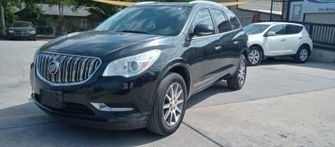 2013 Buick Enclave for sale at AUTOTEX FINANCIAL in San Antonio TX