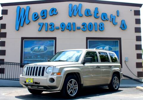2009 Jeep Patriot for sale at MEGA MOTORS in South Houston TX