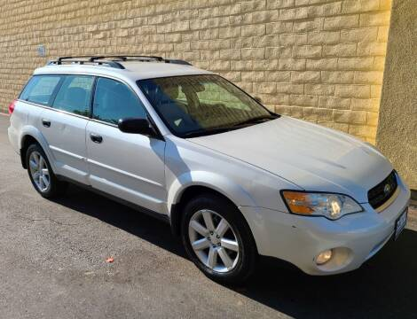 2007 Subaru Outback for sale at Cars To Go in Sacramento CA