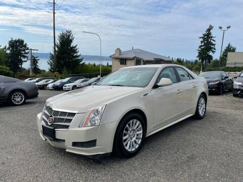 2010 Cadillac CTS for sale at KARMA AUTO SALES in Federal Way WA