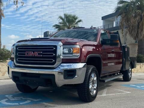 2017 GMC Sierra 3500HD for sale at Motorcars Group Management - Bud Johnson Motor Co in San Antonio TX