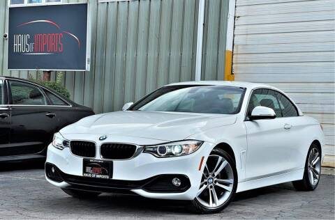 2017 BMW 4 Series for sale at Haus of Imports in Lemont IL
