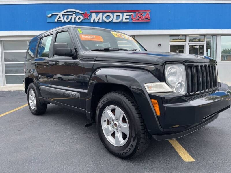 2010 Jeep Liberty for sale at Auto Mode USA of Monee in Monee IL