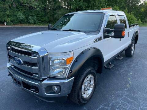 2011 Ford F-250 Super Duty for sale at Legacy Motor Sales in Norcross GA