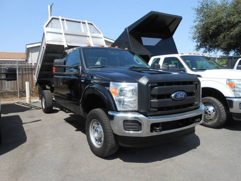 2013 Ford F-350 Super Duty for sale at Armstrong Truck Center in Oakdale CA