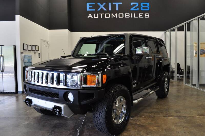 2008 HUMMER H3 for sale at Exit 28 Auto Center LLC in Cornelius NC