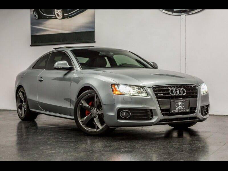 2009 Audi A5 for sale at Iconic Coach in San Diego CA