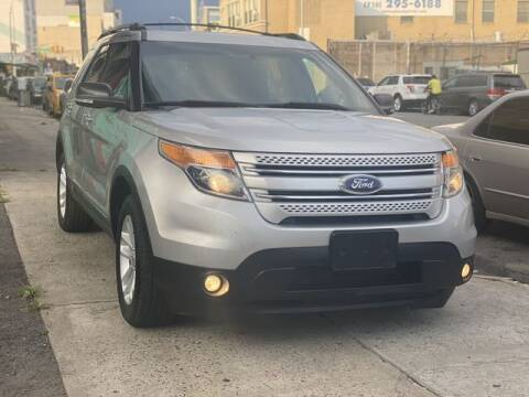 2014 Ford Explorer for sale at New 3 Way Auto Sales in Bronx NY