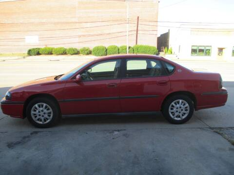 2004 Chevrolet Impala for sale at 3A Auto Sales in Carbondale IL