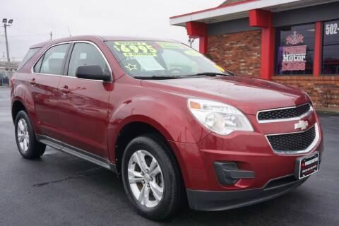 2010 Chevrolet Equinox for sale at Premium Motors in Louisville KY