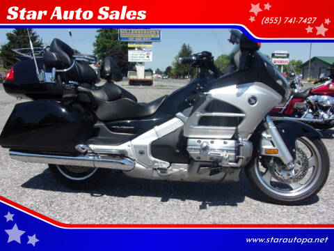 2012 Honda Goldwing for sale at Star Auto Sales in Fayetteville PA