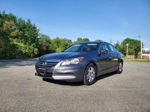 2012 Honda Accord for sale at Westford Auto Sales in Westford MA