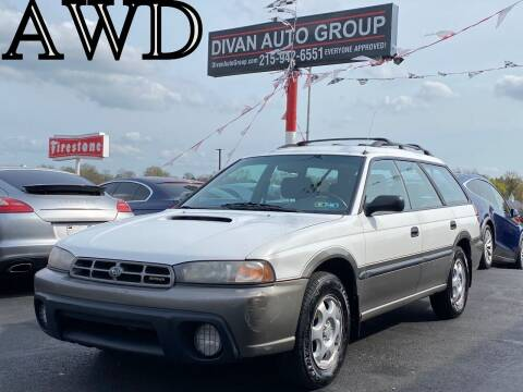 1997 Subaru Legacy for sale at Divan Auto Group in Feasterville PA