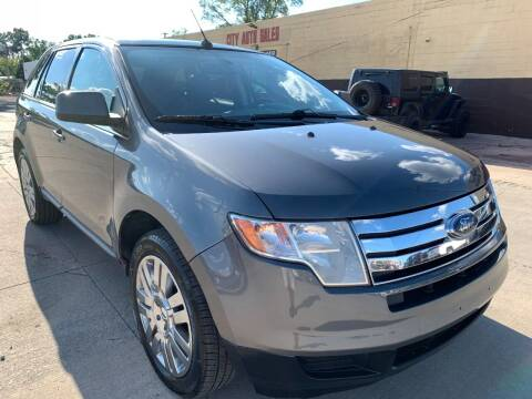 2010 Ford Edge for sale at City Auto Sales in Roseville MI