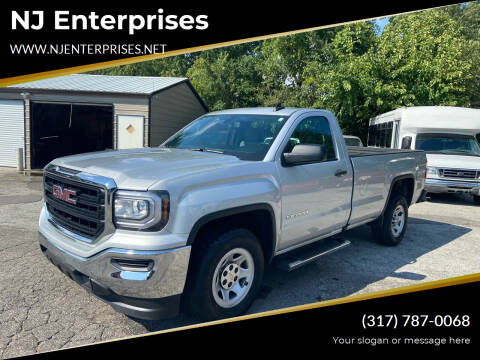 2016 GMC Sierra 1500 for sale at NJ Enterprises in Indianapolis IN