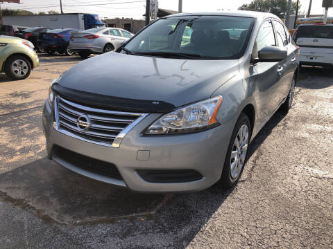 2014 Nissan Sentra for sale at Beach Cars in Fort Walton Beach FL