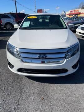 2012 Ford Fusion for sale at SRI Auto Brokers Inc. in Rome GA