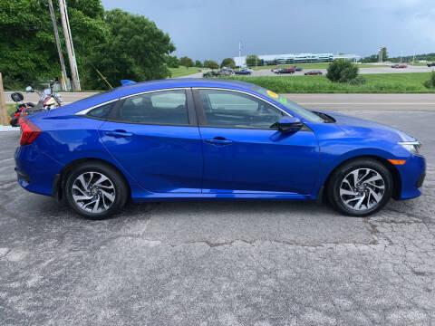 2018 Honda Civic for sale at Westview Motors in Hillsboro OH