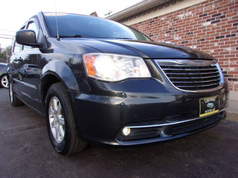 2012 Chrysler Town and Country for sale at Certified Motorcars LLC in Franklin NH