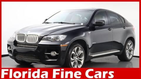 2012 BMW X6 for sale at Florida Fine Cars - West Palm Beach in West Palm Beach FL