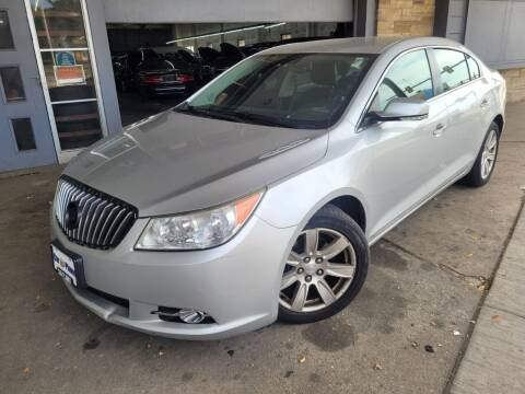 2013 Buick LaCrosse for sale at Car Planet Inc. in Milwaukee WI