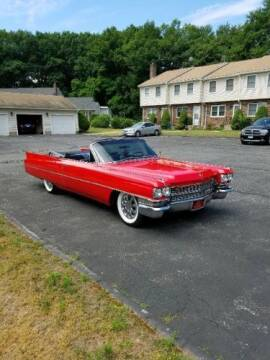 1963 Cadillac Series 62 for sale at Classic Car Deals in Cadillac MI