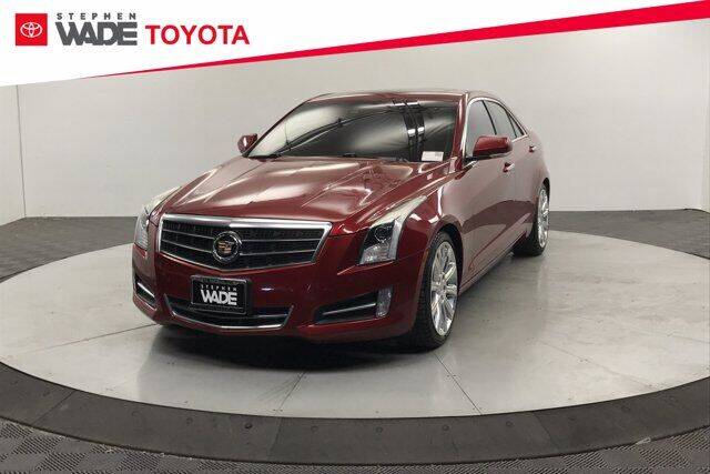 2013 Cadillac ATS for sale at Stephen Wade Pre-Owned Supercenter in Saint George UT