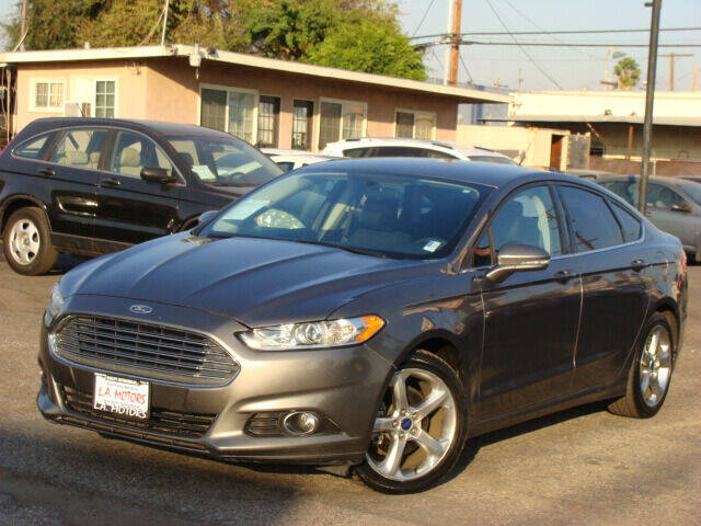 2014 Ford Fusion for sale at L.A. Motors in Azusa CA