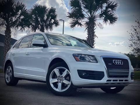 2012 Audi Q5 for sale at FALCON AUTO BROKERS LLC in Orlando FL