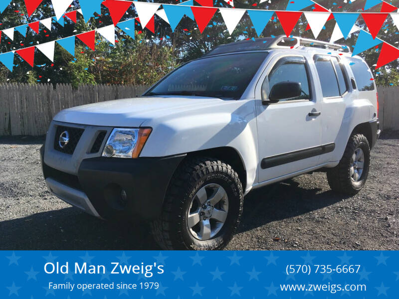 2009 Nissan Xterra for sale at Old Man Zweig's in Plymouth Township PA