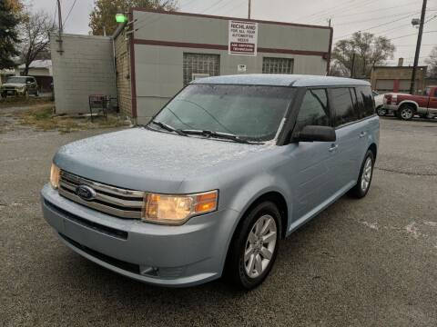 2009 Ford Flex for sale at Richland Motors in Cleveland OH