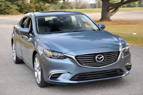 2017 Mazda MAZDA6 for sale at Auto House Superstore in Terre Haute IN