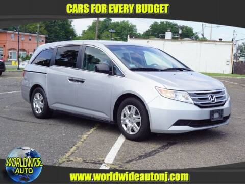 2012 Honda Odyssey for sale at Worldwide Auto in Hamilton NJ