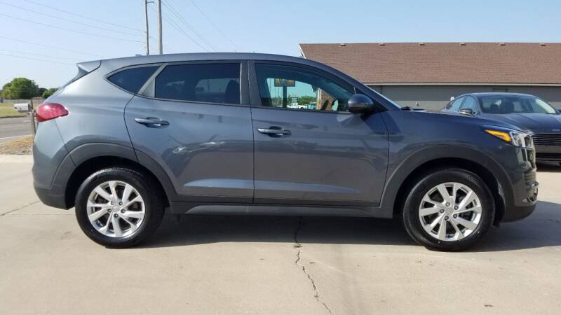 2019 Hyundai Tucson for sale at S & S Sports and Imports in Newton KS