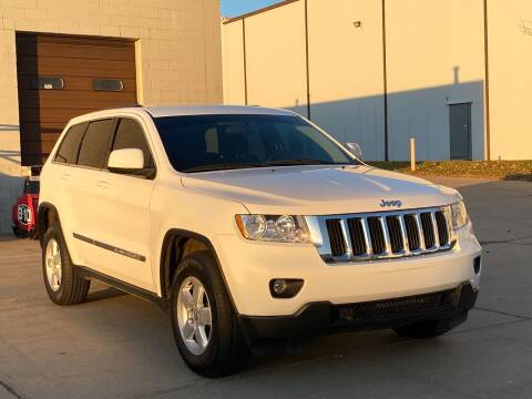 2013 Jeep Grand Cherokee for sale at MILANA MOTORS in Omaha NE