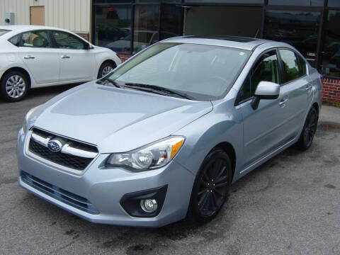 2014 Subaru Impreza for sale at North South Motorcars in Seabrook NH