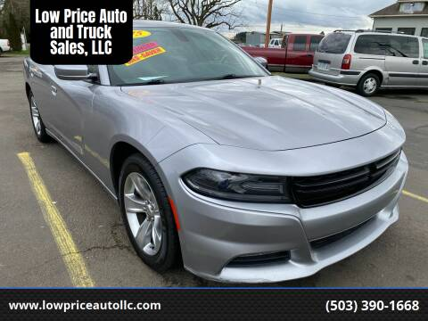 2015 Dodge Charger for sale at Low Price Auto and Truck Sales, LLC in Brooks OR