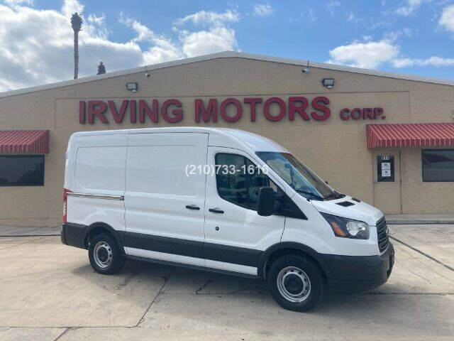 2016 Ford Transit Cargo for sale at Irving Motors Corp in San Antonio TX