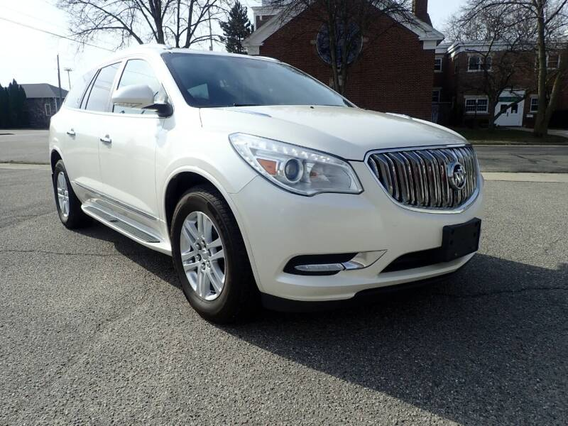 2013 Buick Enclave for sale at Marvel Automotive Inc. in Big Rapids MI