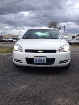 2007 Chevrolet Impala for sale at TTT Auto Sales in Spokane WA