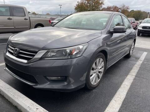 2014 Honda Accord for sale at BILLY HOWELL FORD LINCOLN in Cumming GA