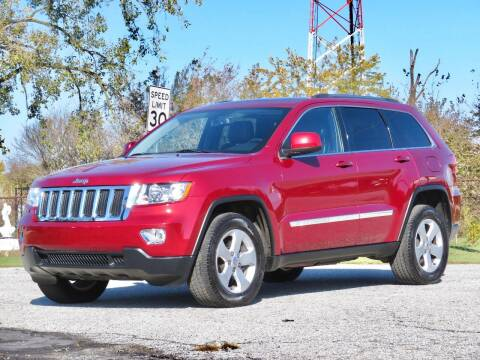 2012 Jeep Grand Cherokee for sale at Tonys Pre Owned Auto Sales in Kokomo IN